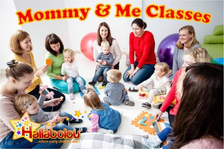 Hallabolou's Mommy & Me Class