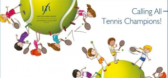 Tennis Open Day at Habtoor Grand Resort, Autograph Collection