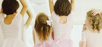 Ballet Classes at Kidz Factory
