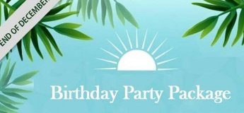 Birthday Parties Special Offer