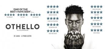 Othello at Dubai Opera