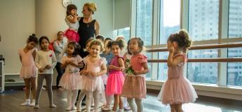 Ballet Classes for kids