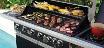 Poolside Barbecues on Fridays
