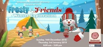 Frosty & Friends Winter Exploration