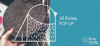 Little Birdie Pop Up Market - Al Zeina