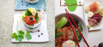 Asian Night at Loumi