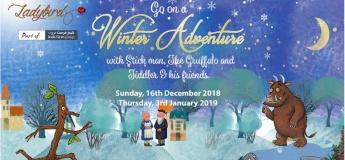 Winter Adventure with Stick Man, The Gruffalo, Tiddler & Friends