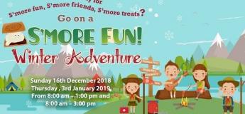 S'more Fun Winter Adventure @ Redwood Montessori