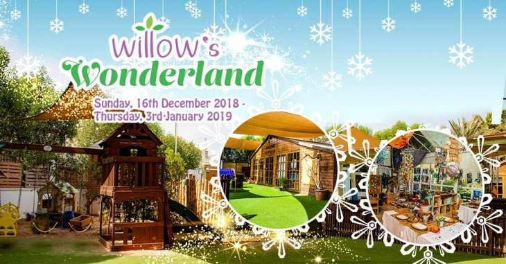 Willow's Wonderland