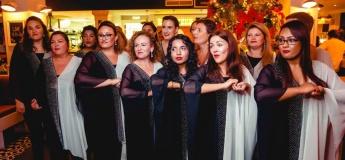 Carol Singers @ Maison Mathis 'Arabian Ranches'