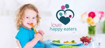 My Child Won't Eat: Picky Eating workshop for parents of 1-4 year olds