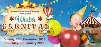 Winter Carnival @ Redwood Montessori