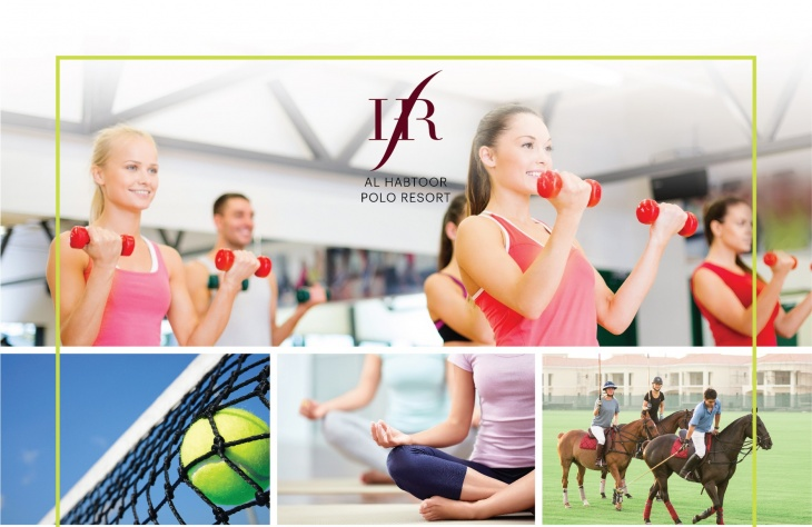 Free Classes at the Al Habtoor Polo Resort and Club - Dubai Fitness Challenge