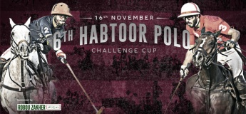 6th Habtoor Polo Challenge Cup