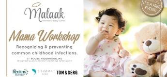 Malaak Mama Morning - Common Childhood Infections