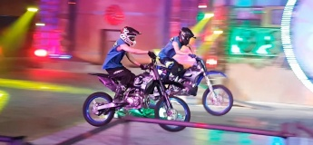 Superloop Stunt Show @ Global Village