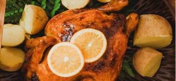 Festive Turkey Menu