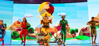 Globo The Musical @ Global Village