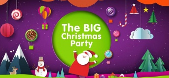 The BIG Christmas Party @ Candilicious World