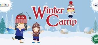 Blossom & Babilou Winter Camp