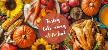 Turkey take-away at Re:fuel