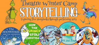 Storytelling Winter Camp: 4 to 7 Years