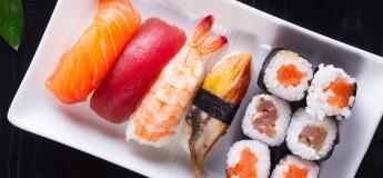 Unlimited Sushi Tuesdays