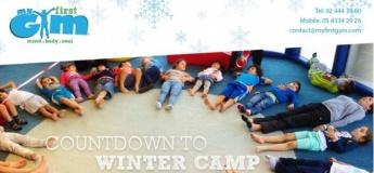 Winter Camp @ My First Gym