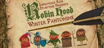 Improvised Kids' Storytime: Robin Hood