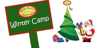 Winter Camp in Kids Zone