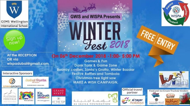 GWIS and WISPA Winter Festival 2018