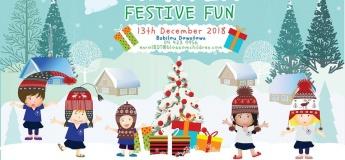 Winter Festive Fun @ Babilou Downtown