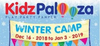Kidz Palooza Winter Camp