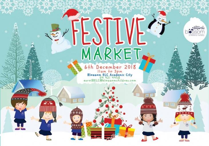 Festive Market @ Blossom
