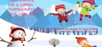 Winter Camp @ Happynest Playhouse