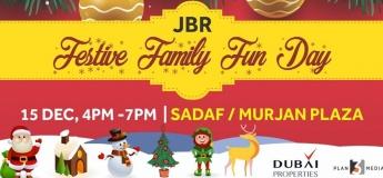 Festive Family Fun Day at JBR
