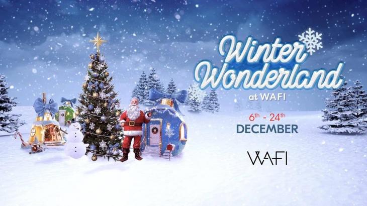 Winter Wonderland at WAFI