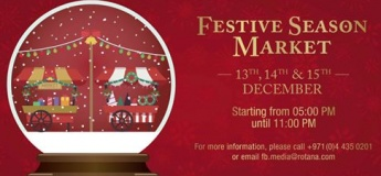 Festive Season Market @ Media Rotana