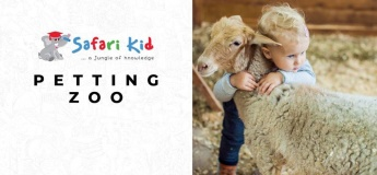 Safari Kid Nursery's Petting Zoo