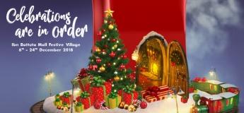Dazzling Festive Season at Ibn Battuta Mall