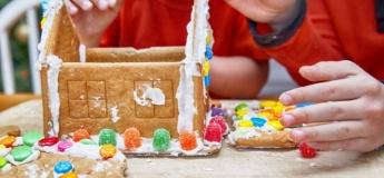 Gingerbread Factory & Christmas Tree Lighting