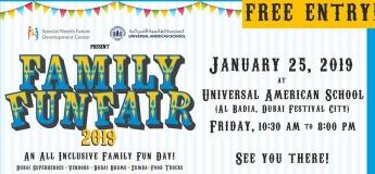 SNF Family Funfair 2019
