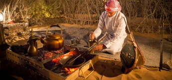 Bedouin Life, Falconry and Wildlife Drive