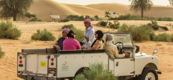 Heritage Desert Safari Dubai