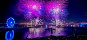 Non-stop entertainment to welcome the New Year @ Dubai Festival City Mall