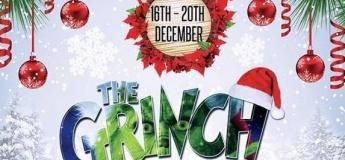 'Grinchy' winter camp at Diverse Choreography