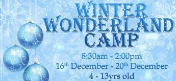 Winter Wonderland Camp @ StepUp Acacdemy Motor City