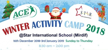 Winter Activity Camp 2018