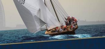 60ft Dubai Traditional Dhow Sailing Race Heat 1