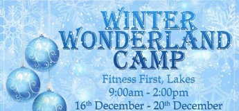 Winter Wonderland camp - Lakes, Fitness First